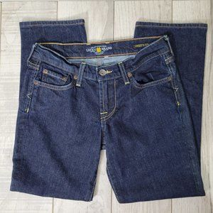 Lucky Brand Sweet'n Straight Size 0/25